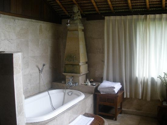 Alam Indah: Bathroom in Gardenia