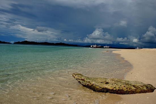 Radhanagar Beach: north bay beach