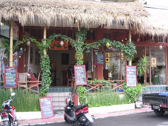 Juice Ja Cafe Dewi Sita Street, Ubud