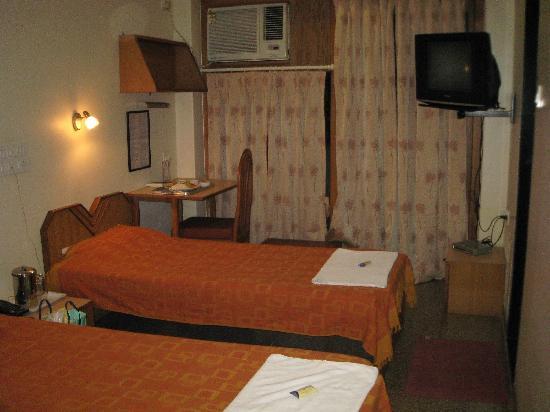 YWCA International Guest House: ダブルルーム