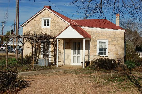 Fredericksburg, Teksas: One of the homes you will find there