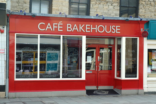 ‪Cafe Bakehouse‬