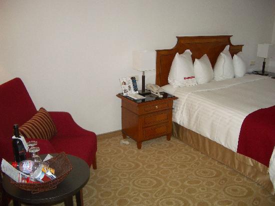 Hamburg Marriott Hotel : Zimmer 123