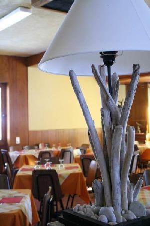 Locanda Diei: sala da pranzo