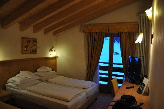 letto - Bild von Hotel Amerikan, Livigno - TripAdvisor