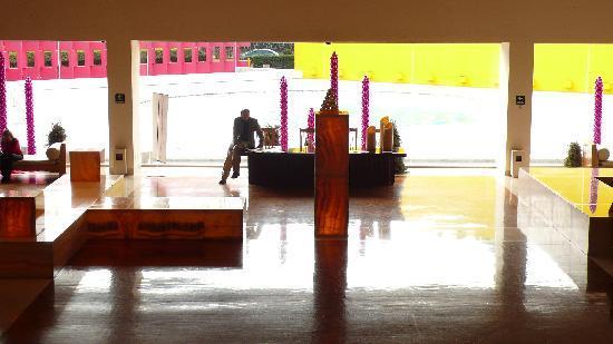 Camino Real Polanco Mexico: lobby2