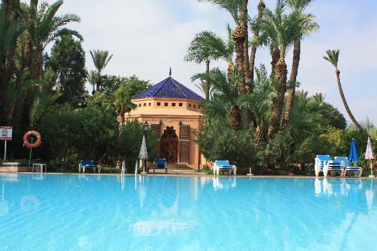 Hotel Riu Tikida Garden: La Piscine