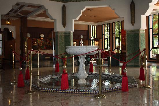 Hotel Riu Tikida Garden: Hall d'accueil