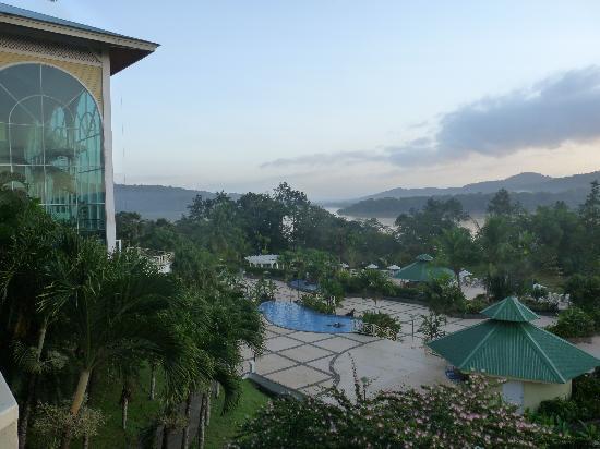 Gamboa Rainforest Resort: incredible views!