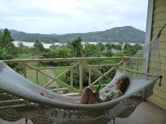 Gamboa Rainforest Resort: The experience of hanging out here cannot be topped