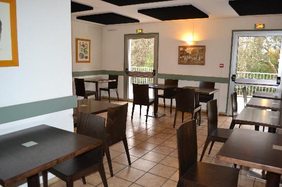 Citotel Les Alizes : Salle de petit-déjeuner
