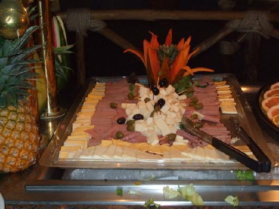 Las Palmas by the Sea: buffets