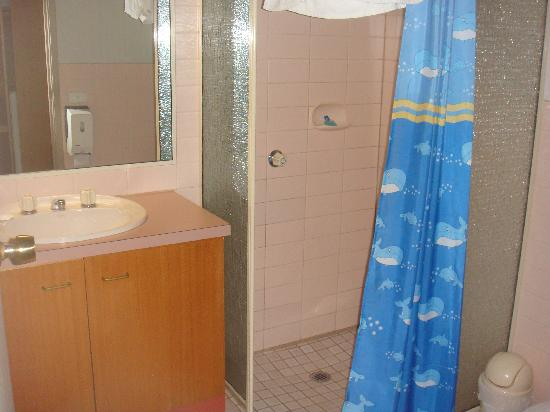 All Rivers Motor Inn : Bathroom
