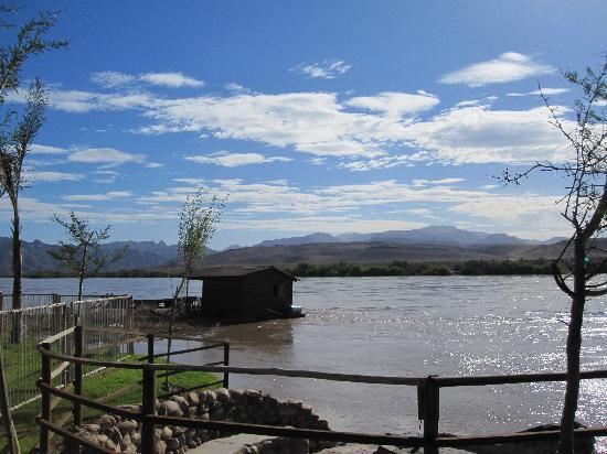 Norotshama River Resort: Our Original Accommodations