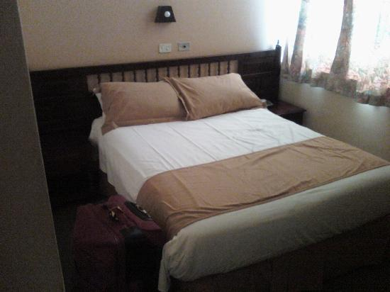 Hotel Real Audiencia: confort bed with a proper duvet