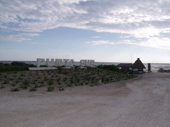 Faro Celerain Ecological Reserve : Punta Sur Park, Cozumel Island Mexico