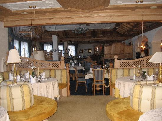 Ridnaun, Italy: sala da pranzo