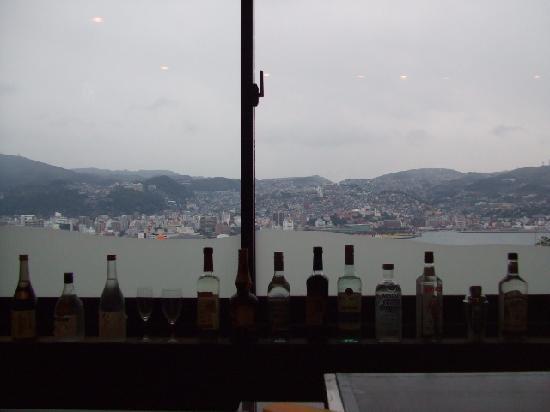 Luke Plaza Hotel : レストランからの眺め