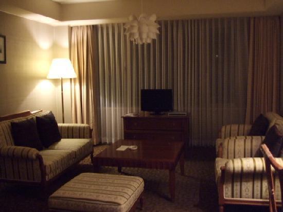 Luke Plaza Hotel : スタイリッシュなお部屋
