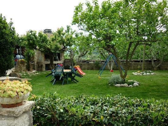 Il Giardino Foto Di Bed Breakfast Il Riparo