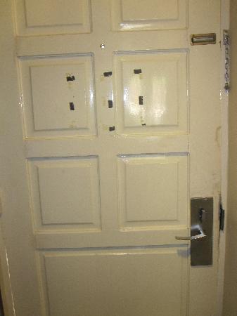 Cofresi Palm Beach & Spa Resort: The door