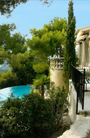 Famous Provence : La maison