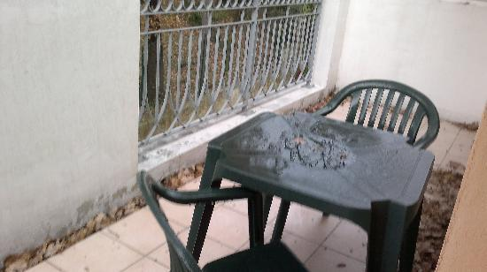 Citea Mougins Royal Parc : balcony