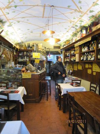 Antica Fiaschetteria del Chianti: un posto carino