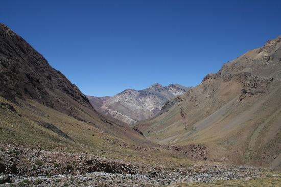 Parque Provincial Aconcagua: Aconcagua park