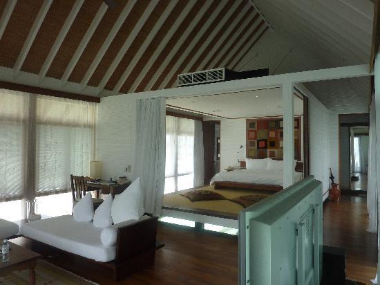 COMO Cocoa Island: Innenansicht