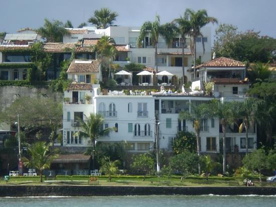 Casas Brancas Boutique Hotel & Spa: FROM THE SEA