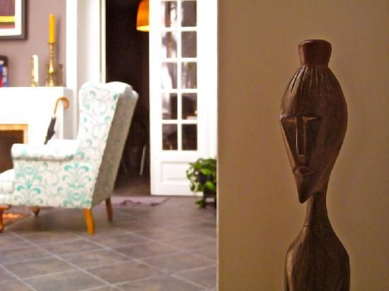 Hotel Villa Condesa: Lobby