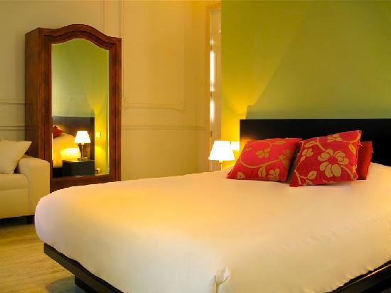 Hotel Villa Condesa: Room