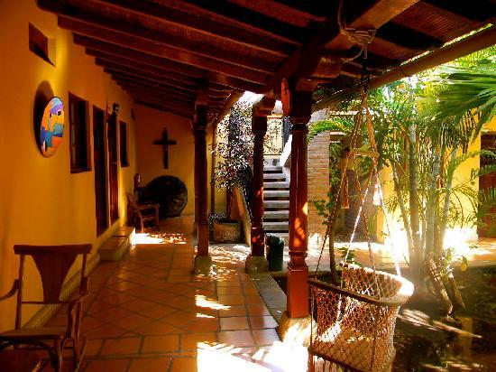 Hotel La Pergola: Inside Hotel