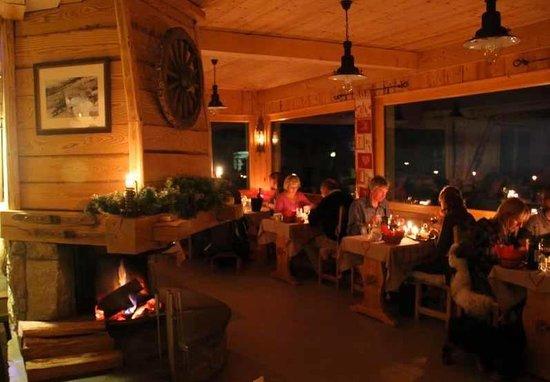 La Grande Ourse: Evening Dinner