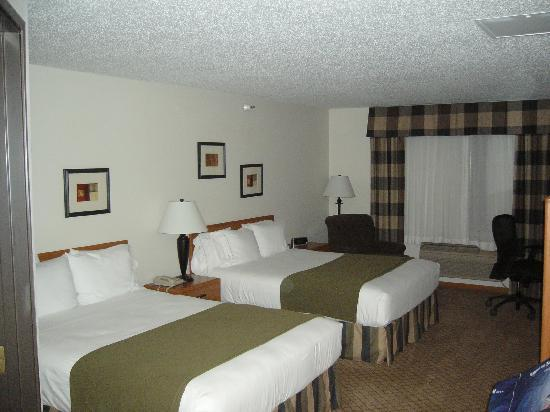 Holiday Inn Express Hudson-I-94: Room