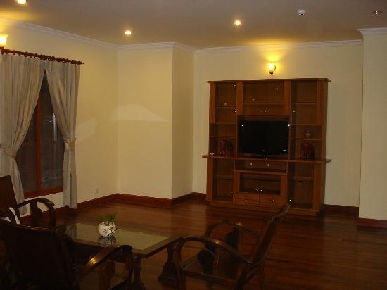 Seddhachan Hotel & Apartments : Living Room