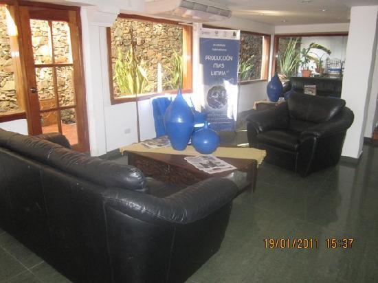 Hotel Casa del Arbol Galerias: living room