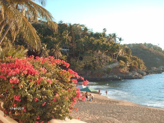 Tesoro Manzanillo : beach