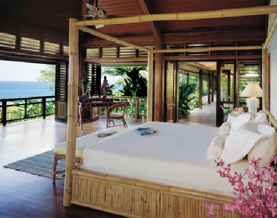 Wakaya Island, Fiji: Vale 'O Bedroom