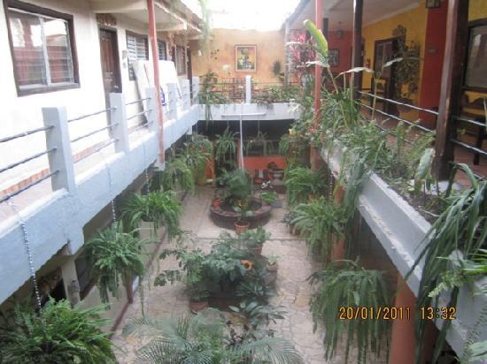 Hotel Camino Maya: Interior