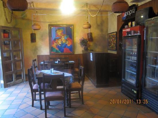 Hotel Camino Maya: restaurant