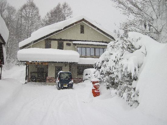 Sakkasanso: Sakka Sanso - front entrance
