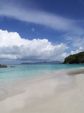Parc national des Îles Vierges, Saint-John : Trunk Bay, St. John, U.S. Virgin Islands