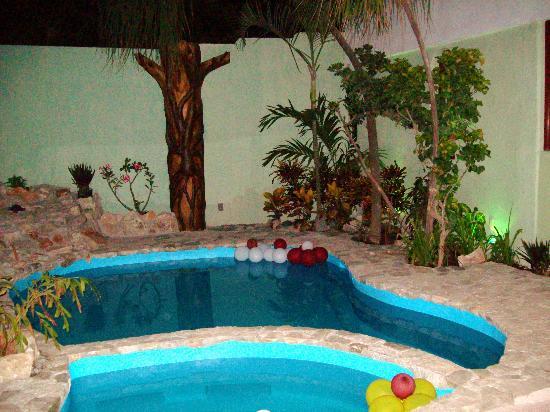 Careyes Puerto Escondido: alberca