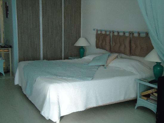 Hotel Mont Vernon: partie chambre