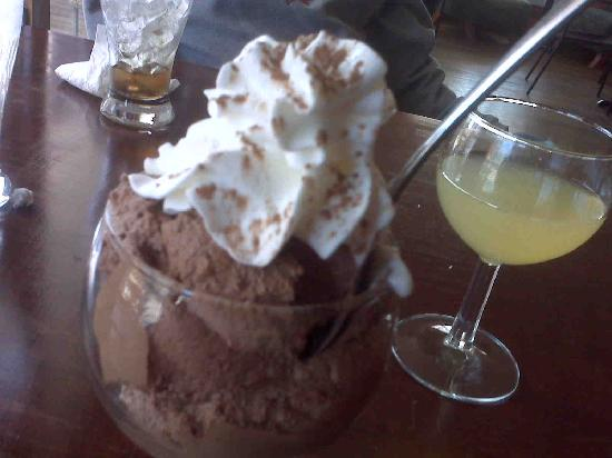 The Treehouse Bistro aka The Grind: Chocolate Moose