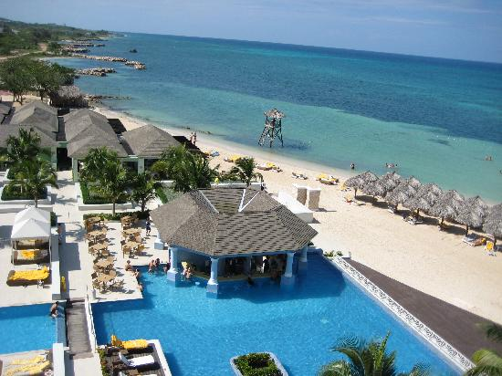 Iberostar Grand Hotel Rose Hall: View from our suite