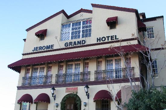 Asylum Restaurant In Jerome Grand Hotel Picture Of The