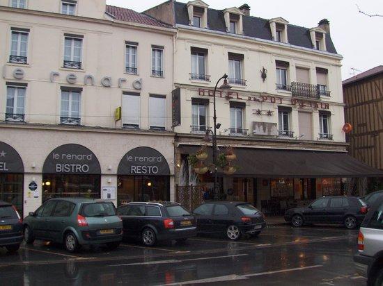 Hôtel du Pot d'Etain: Hotel Le Pot d'Etain